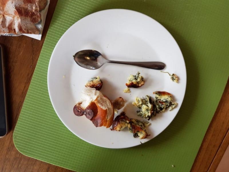 Mit Liebe gekocht, nicht aufgegessen: Foodwaste.