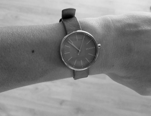 Keine Pushmitteilungen, kein Facebook, kein WhatsApp: Meine kleine aber feine Armbanduhr.