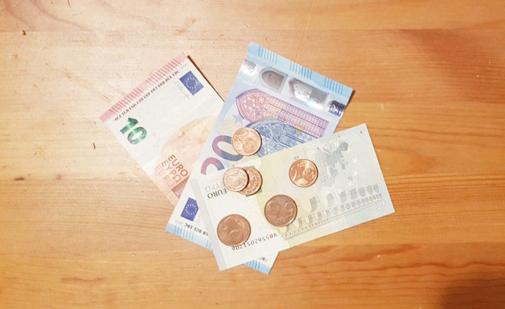 Ich brauch mehr Geld! Kein Problem mit diesem guten Vorsatz fürs neue Jahr: Die 52 week money challenge.