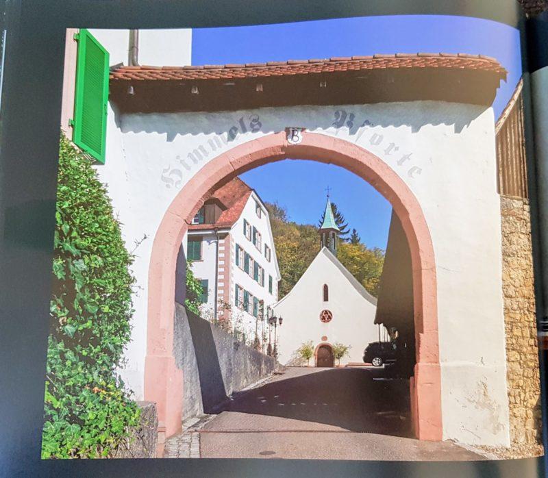 Die Himmelspforte in Grenzach-Wyhlen. Richtig: Ein Altenheim.
