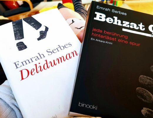 Emrah Serbes und seine Romanfigur Behzat C.: Türkei mal anders als gewohnt.