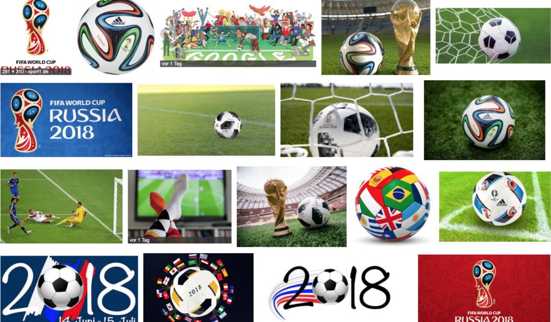 Die Fußball WM in Russland steht unter Kritik. Warum ich sie dennoch anschaue.