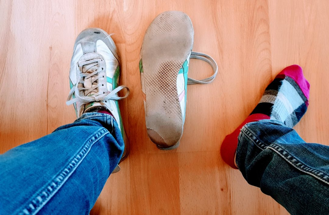 Die Sneaker des Todes verursachen sehr viel Mikroplastik im Jahr
