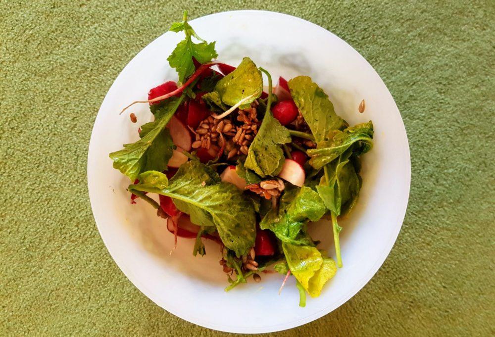 From Leaf to Root: Mit Radieschen eine einfache Sache in der Zubereitung.