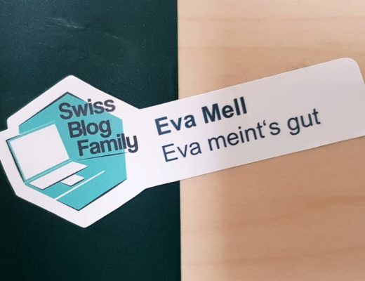 Ich war bei der Swiss Blog Family 2018.
