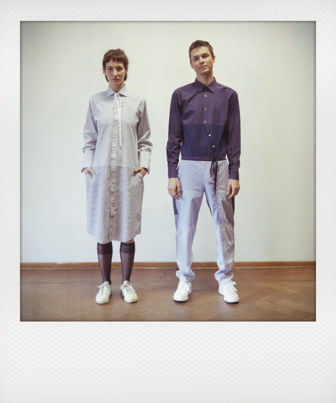 Upcycling Mode mit Style: Designs von Gerda Tetzlove